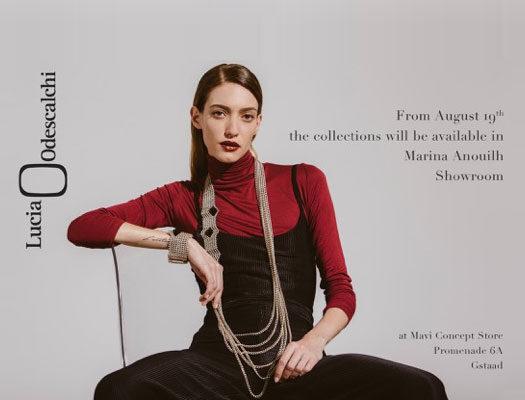 Gstaad | Marina Anouilh Showroom