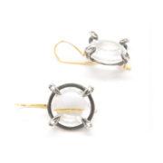 Lens Earrings Round_201804_1