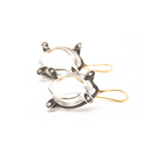 Lucia Odescalchi Lens Earrings