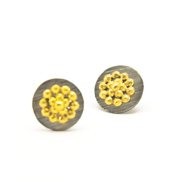 Berlin Earrings Black_1