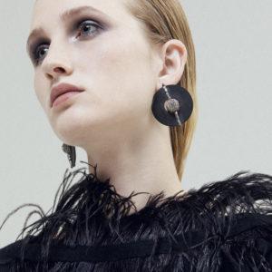 Lucia odescalchi - Creola Earrings