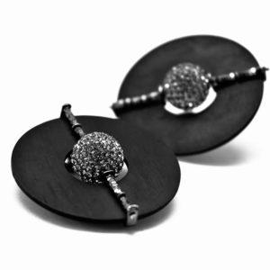 Creola Pixel small Earrings.2