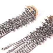 Tracce Fringe & Turn Earrings.2