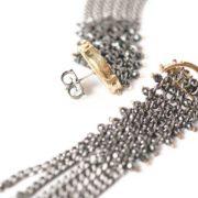 Tracce Fringe & Turn Earrings.3
