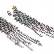 Tracce Fringe & Turn Earrings.4