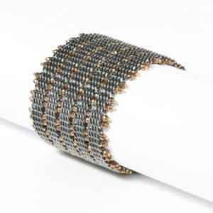 HR memory bracelet grey