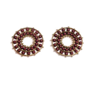 Phoebo Small Earrings red copy